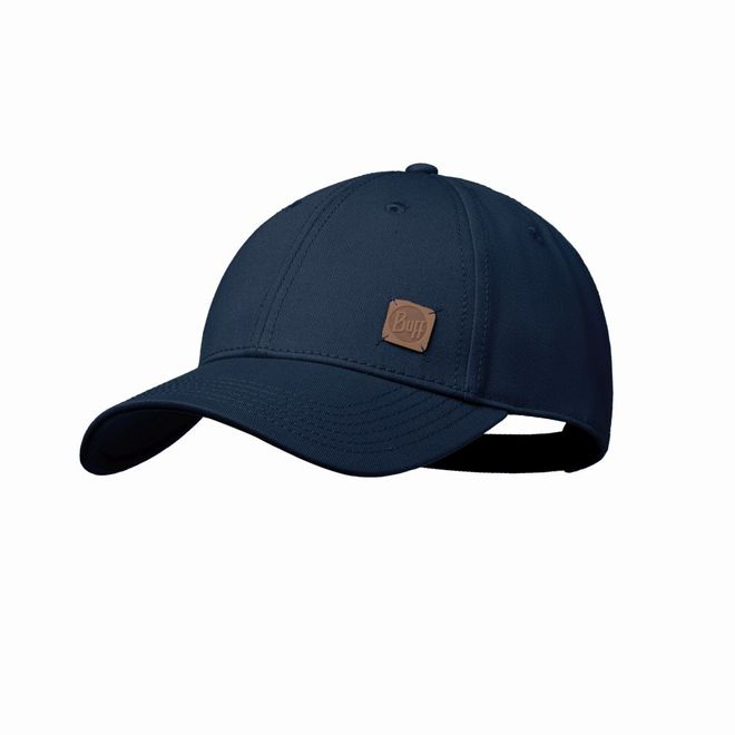 Buff Baseball Cap - solid navy