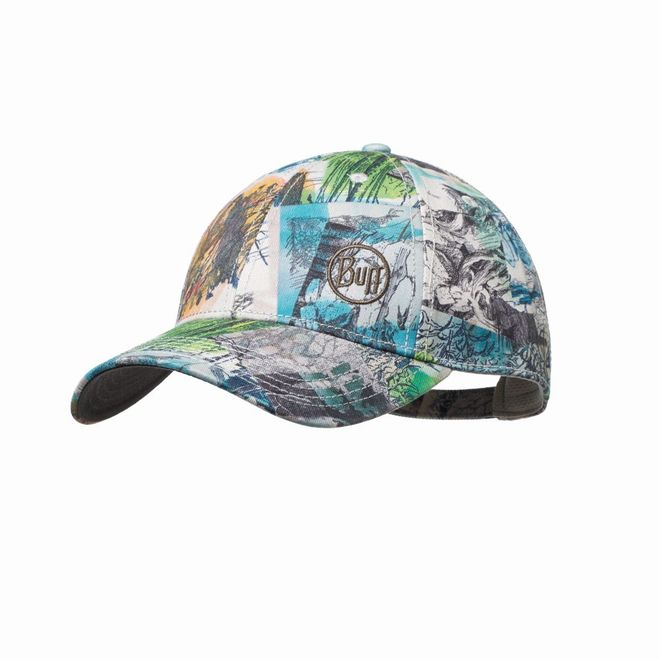 Buff Baseball Cap - traveloque multi