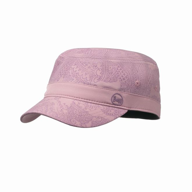 Buff Military Cap - aser putple lilac