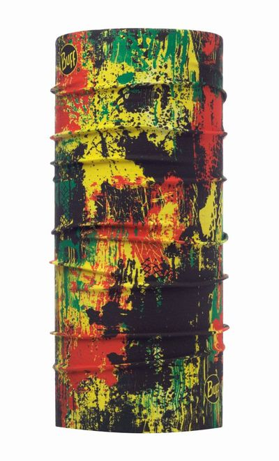 Buff Original Schlauchtuch High UV Protection - rasta multi