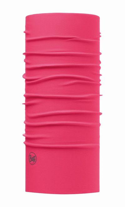 Buff Original Schlauchtuch High UV Protection - solid wild pink