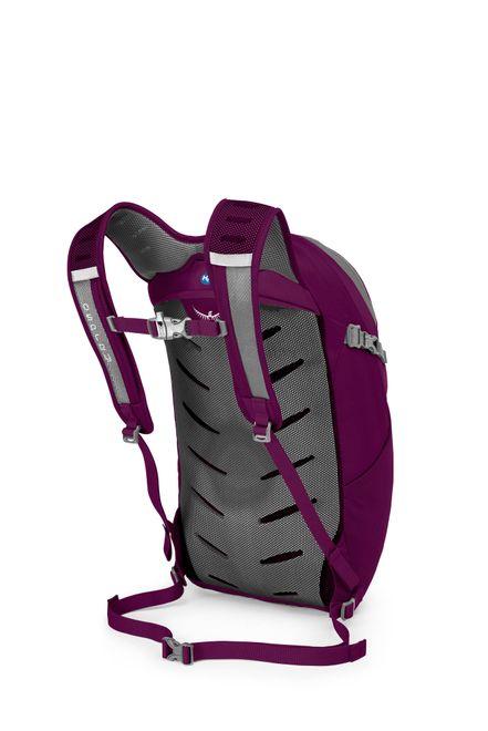 Osprey Trekkingrucksack Daylite Plus - Eggplant Purple – Bild 1