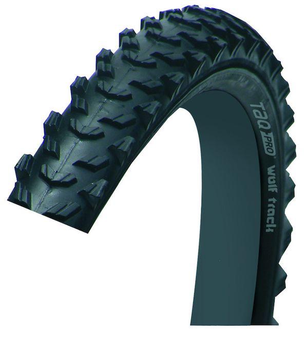 TAQ-PRO Fahrradreifen WOLF TRACK MTB M.1 schwarz 50-559 26 x 1,95