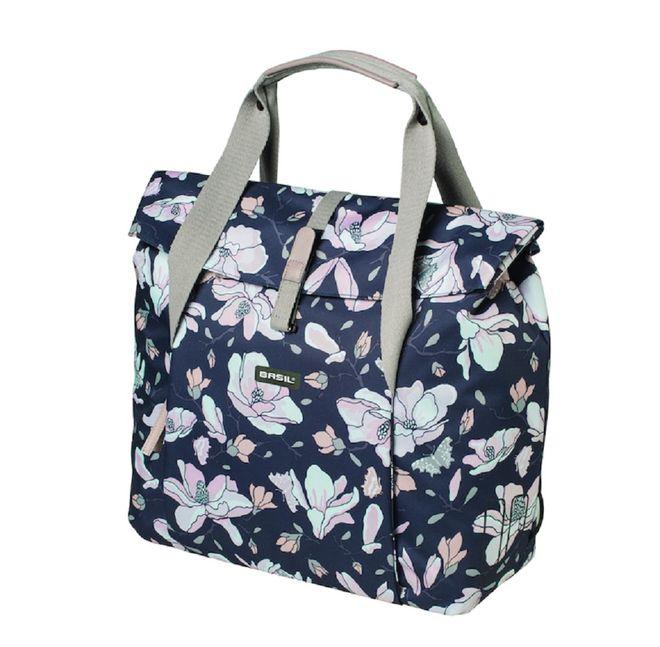Basil Fahrrad Shopper-Tasche Magnolia - pastel powders