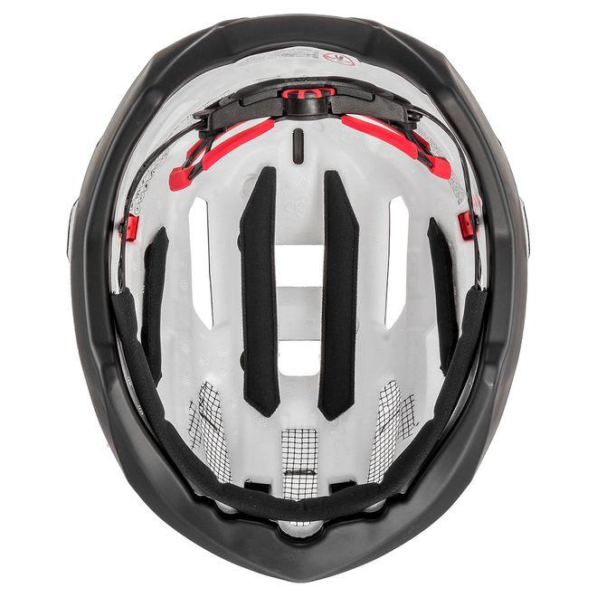 Uvex quatro xc Fahrrad MTB Race Cross Helm - black – Bild 5