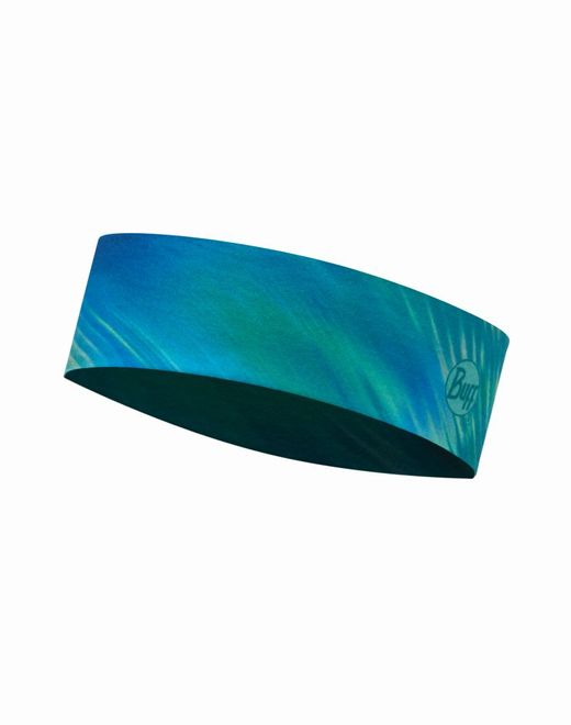 Buff Slim Coolmax Headband - shining turquoise
