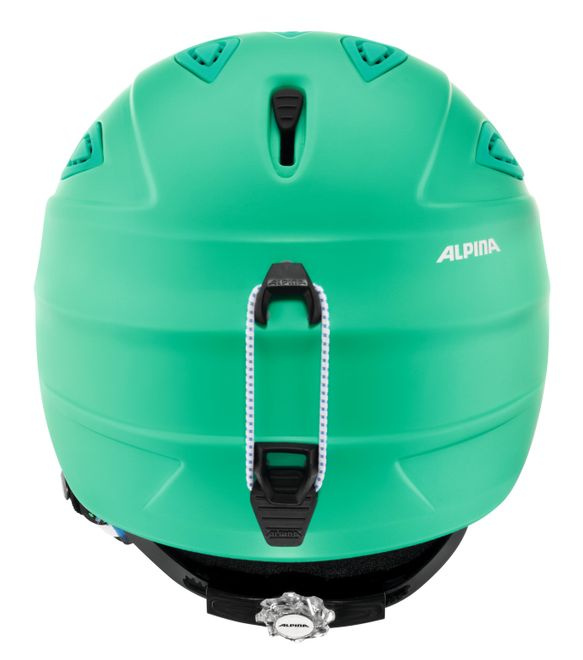 Alpina Skihelm Grap 2.0 - cold green matt – Bild 2