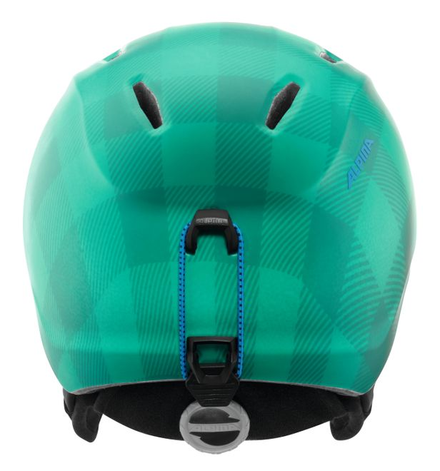 Alpina Skihelm Carat XT - cold green matt – Bild 2
