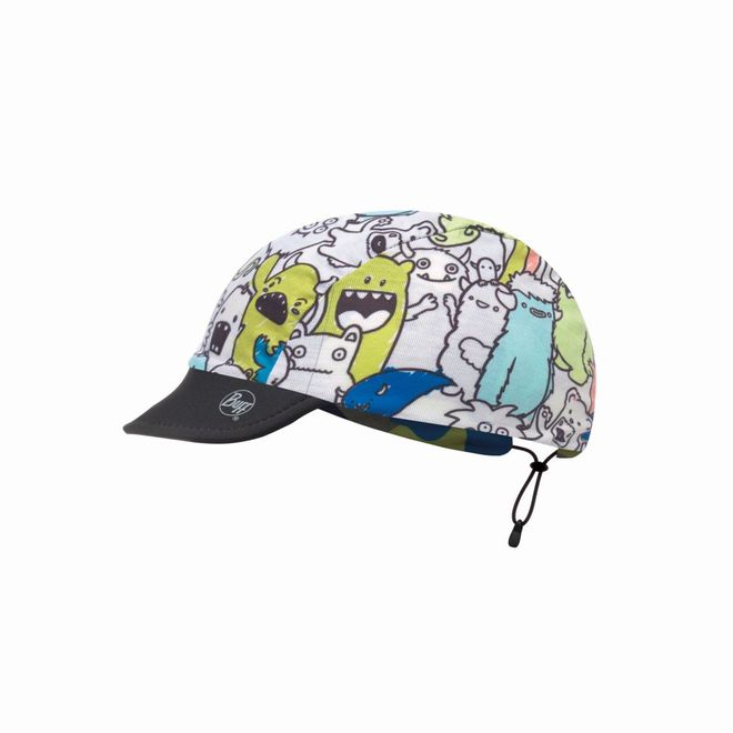 Buff Reversible Baby Cap Pro - boo multi - lime – Bild 1