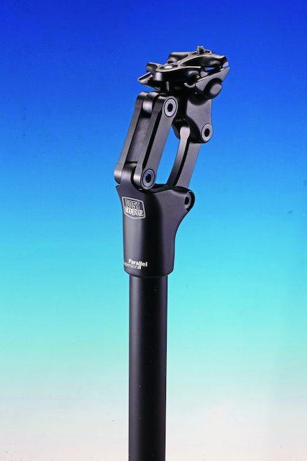 Matrix Fahrrad Federsattelstütze Parallelogramm 27,2 mm - schwarz – Bild 2