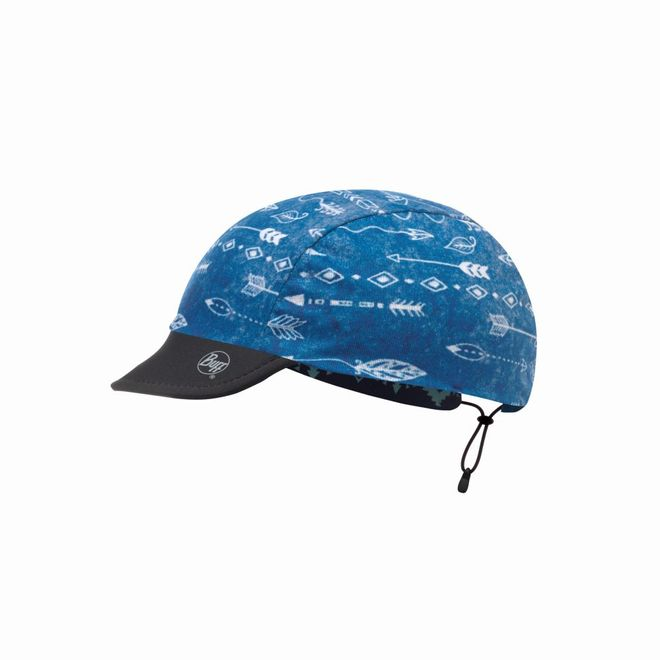 Buff Reversible Child Cap Pro - archery blue - navy – Bild 2