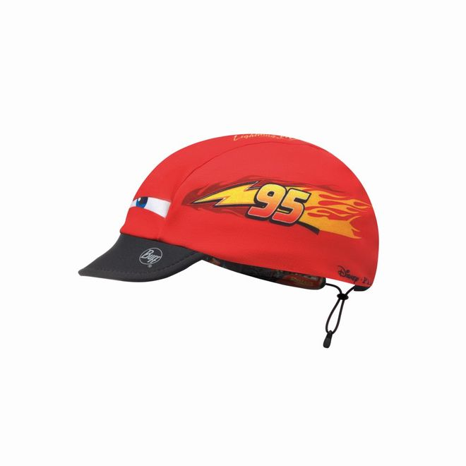 Buff Reversible Child Cap Cars - lightning mcqueen red - multi – Bild 1