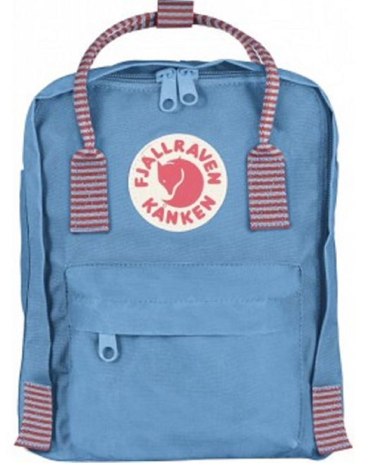 Fjällräven Rucksack Kanken Mini - Air Blue-Striped - 7 L