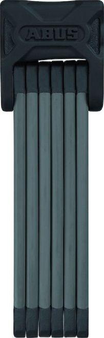 ABUS Fahrrad +Serie Faltschloss 6005/90 Bordo 90 cm - schwarz