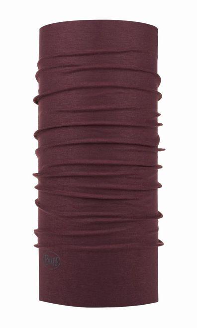 Buff Original Multifunktionstuch - solid deep grape