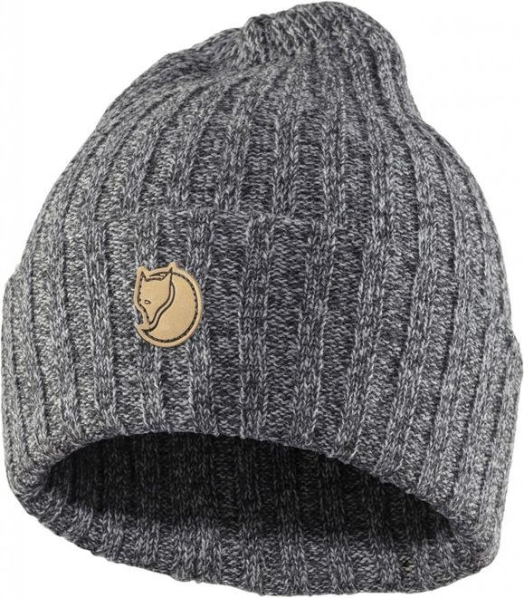 Fjällräven Byron Hat - Dark Grey-Grey - one size