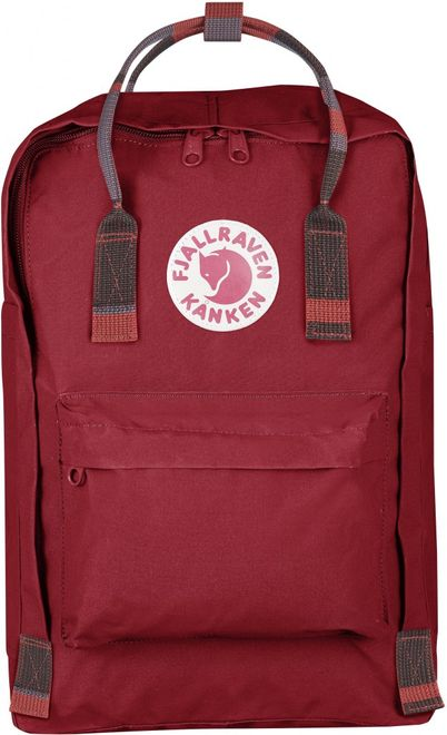 Fjällräven Kånken Laptop 15inch - Deep Red-Random Blocked