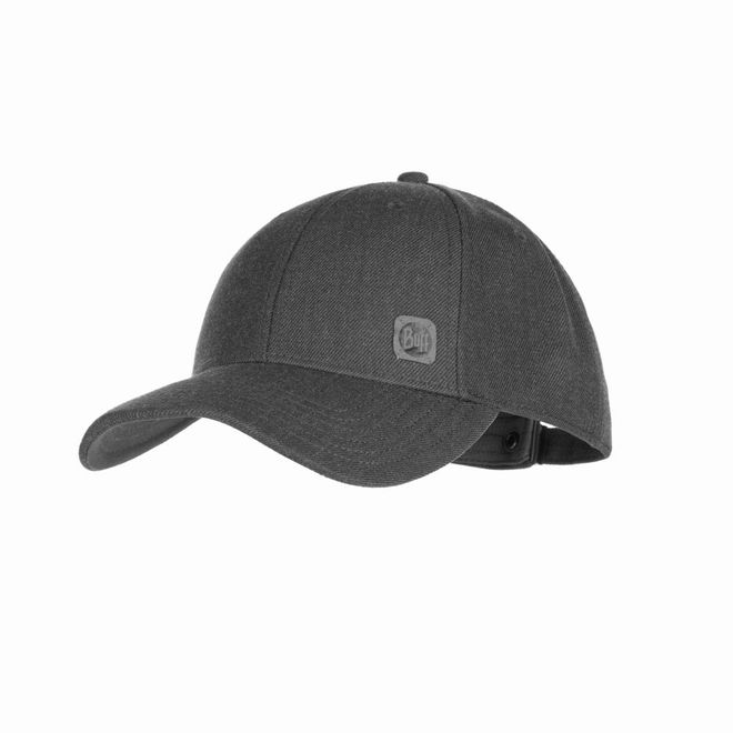 Buff Baseball Cap - solid grey