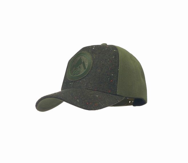Buff Snapback Cap - zev khaki