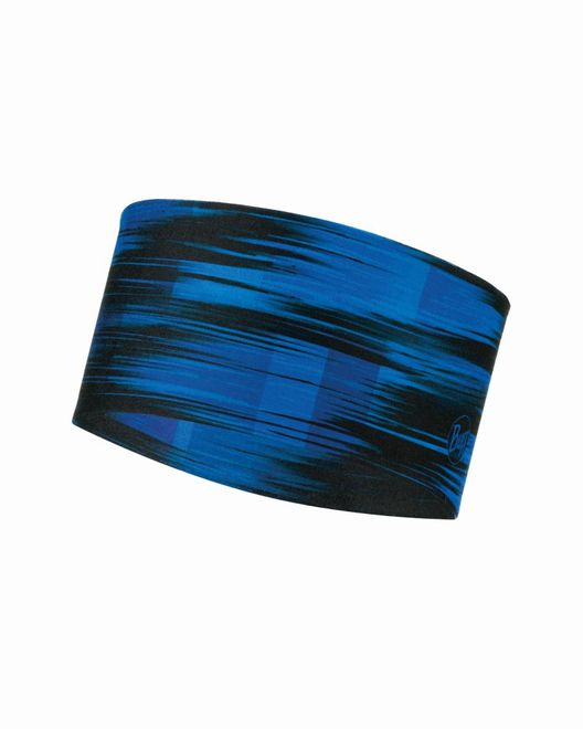 Buff Coolmax Headband - pulse cape blue