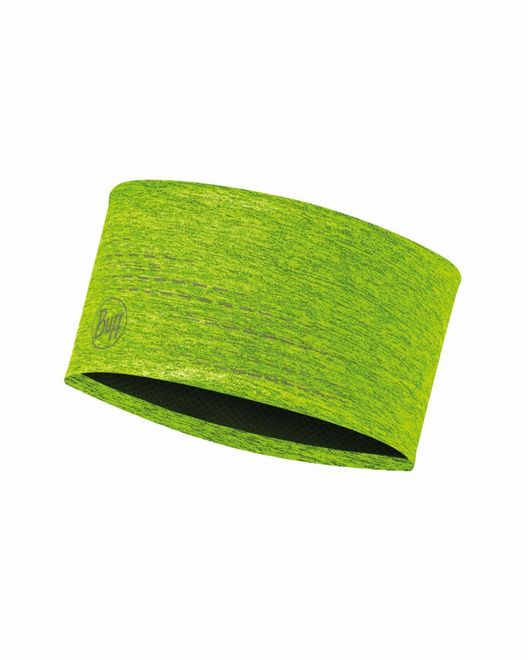 Buff Dryflx 360° Reflective Headband - yellow fluor