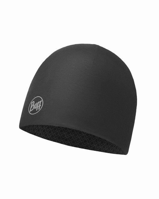 Buff Microfiber Reversible Hat - drake black – Bild 1