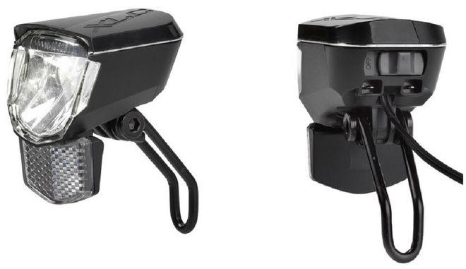 XLC LED Fahrrad-Beleuchtungsset - Sirius D 45 - CL-D08