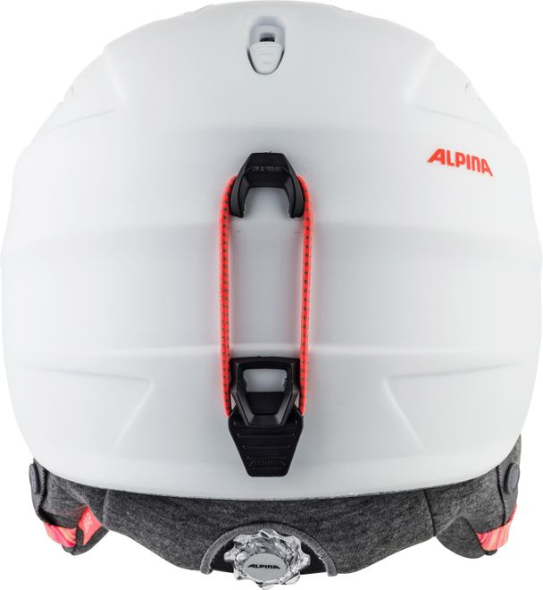Alpina Skihelm Grap 2.0 L.E. - white-flamingo matt – Bild 3