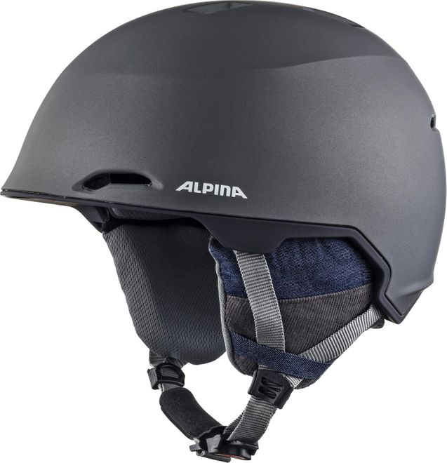 Alpina Skihelm Maroi - denim-grey matt – Bild 1