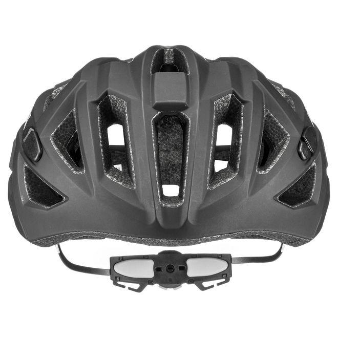 Uvex race 7 Fahrrad Helm - black – Bild 5