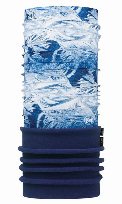 Buff Polar Multifunktionstuch - frost blue - navy