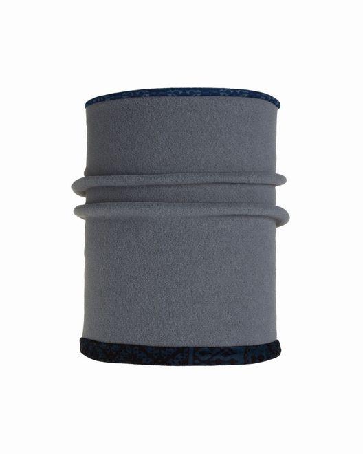 Buff Polar Reversible Neckwarmer - eskor perfuse blue - flint – Bild 2