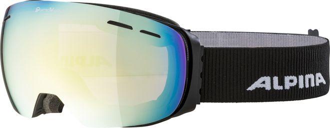 Alpina Granby QVMM Skibrille Goggle - black matt – Bild 1