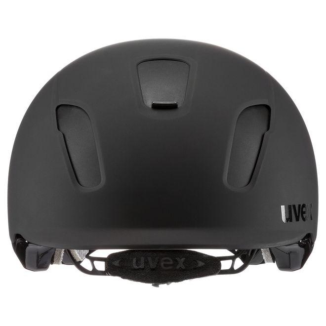 Uvex city 9 Fahrrad Helm für E-Biker - black mat – Bild 2