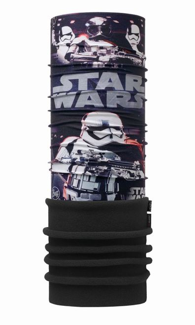 Buff Junior Polar Schlauchtuch Star Wars - first order black - black