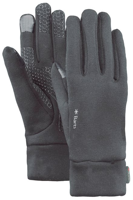 Barts Powerstretch Touch Gloves - anthracite