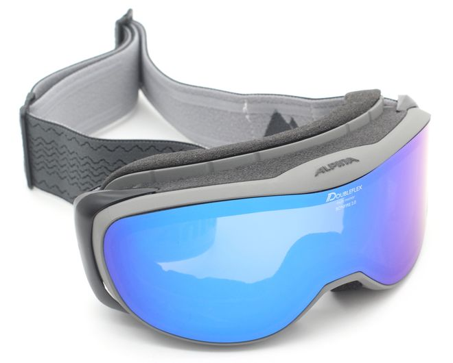 Alpina Bonfire 2.0 MM Skibrille - anthracite