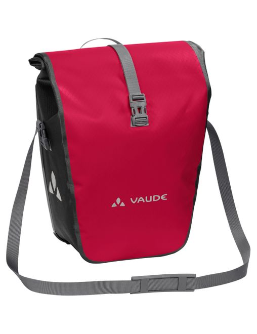 Vaude Fahrradtasche Aqua Back Single (1 Tasche) - indian red – Bild 1