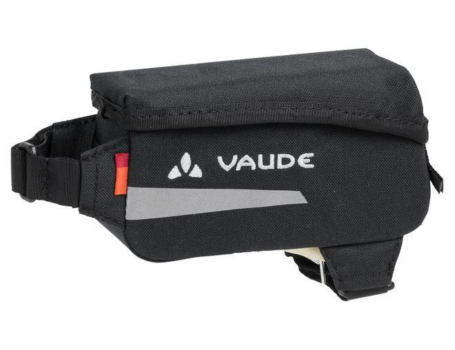 Vaude Fahrrad Rahmentasche Carbo Bag - black – Bild 1