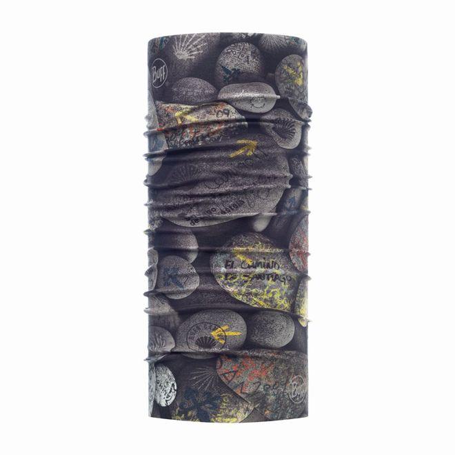 Buff Coolnet UV+ Multifunktionstuch El Camino de Santiago - the way flint stone