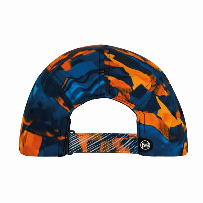 Buff Run Cap Reflective - loom multi – Bild 2