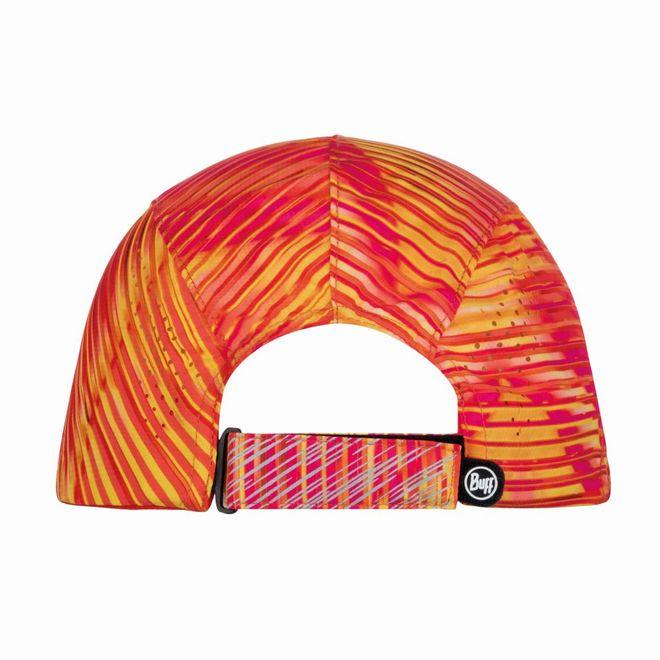 Buff Pro Run Cap Reflectiv - zetta coral pink – Bild 2