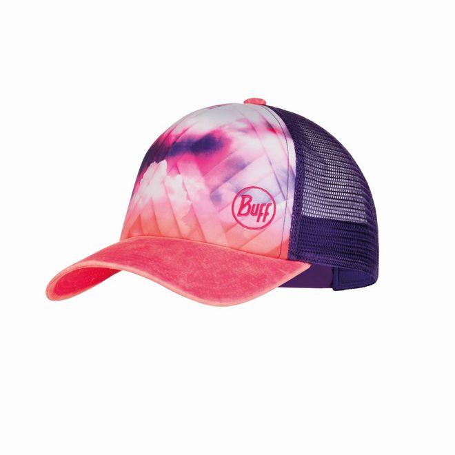 Buff Trucker Cap - ray rose pink – Bild 1