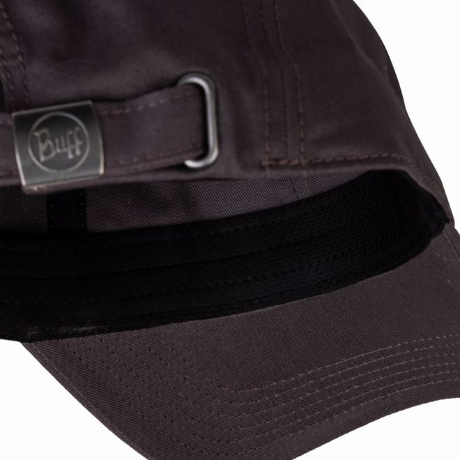 Buff Baseball Cap - solid pewter grey – Bild 3