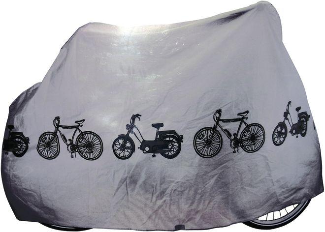 Taq 33 Fahrrad Garage / Schutzbezug, Silber