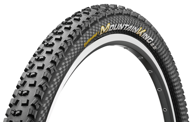 Continental Fahrradreifen Mountain King 2.2 ProTection