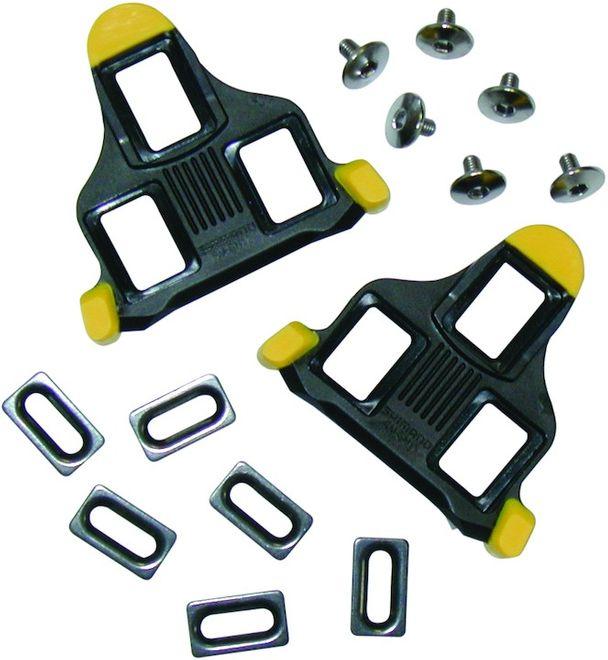 Shimano Pedal Adapter SPD-SL Cleats Y42U98010, SMSH11  – Bild 4