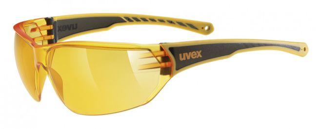 Uvex Sportstyle 204 Sportbrille - orange