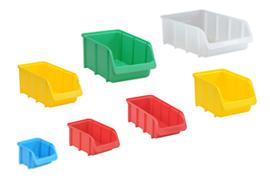 Sichtlagerboxen Basic aus PP