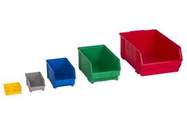 Sichtlagerboxen aus PS
